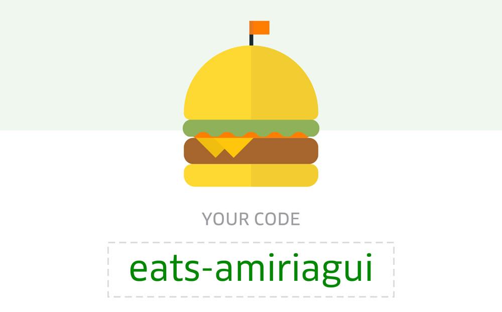 UberEATS promo code NZ
